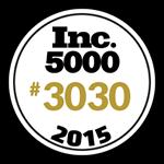 Inc 5000 #3030 2015