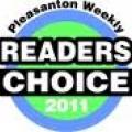 Pleasanton Weekly readers choice 2011