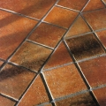 Outside  Tile Flooring