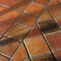 Outside  Tile Flooring
