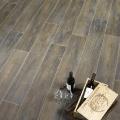 Commercial vinyl tile look floors