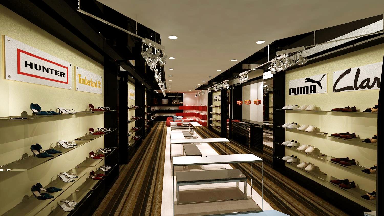 Shoe Store Santa Clara