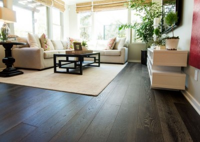 Provenza Floors in Model Homes