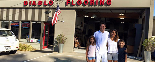 Danville CA Carpet & Hardwood Flooring